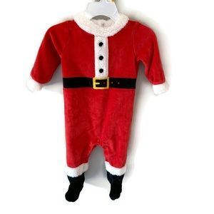 ⭐️3 for $12⭐️ Carter's Santa Suit and hat